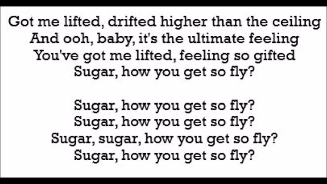 Sugar   Robin Schulz (Lyrics)