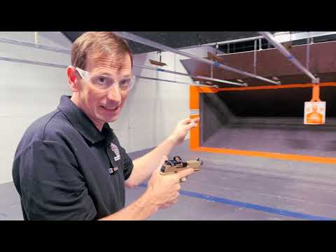 Toby reviews the F/N 509 Tactical w/ a Vortex Viper Red Dot. This is on our rental wall, so come in