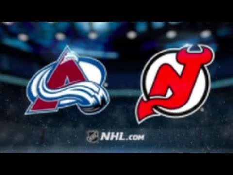 Colorado Avalanche vs New Jersey Devils (5-3) – Oct. 18, 2018 | Game Highlights | NHL 2018