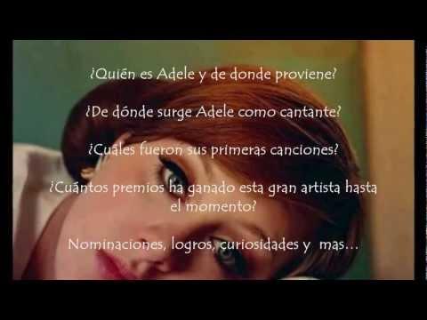 Adele - Daydreamer (Videografia)