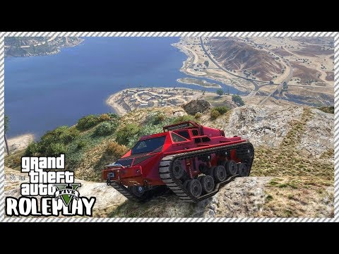 GTA 5 Roleplay - Buying 'NEW' Monster Offroad Tank | RedlineRP #201 thumbnail