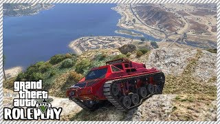 GTA 5 Roleplay - Buying 'NEW' Monster Offroad Tank | RedlineRP #201