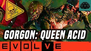 Baixar GORGON QUEEN POWERS!! Evolve Gameplay Stage Two (NEW EVOLVE 2019 Monster Gameplay)