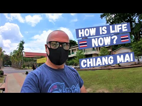 Life In Thailand Now | Chiang Mai 2020