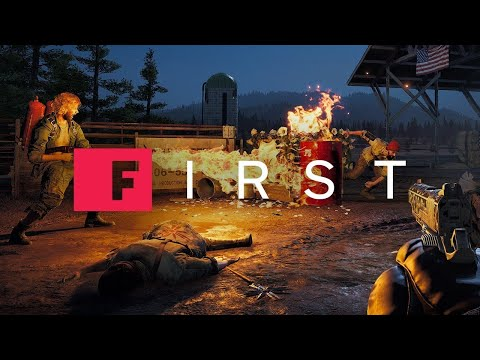 Far Cry 5: Sneaking, Sniping, and Blasting Through an Outpost [4K] - IGN First thumbnail