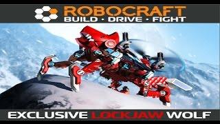 Robocraft Unleashed:  Lockjaw Bundle