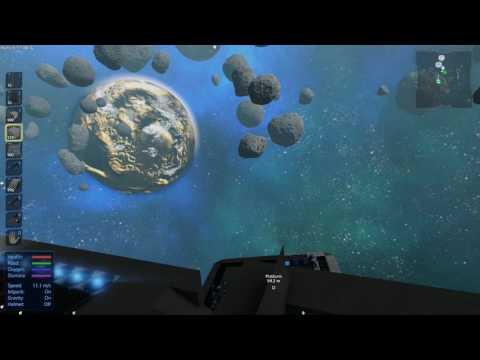 Empyrion: Galactic Survival | Alpha 5.x | Freebuild | Industrial Mining Cruiser Ep 03