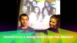 Casey y Johanna Hablan del Verano 2013  take 3