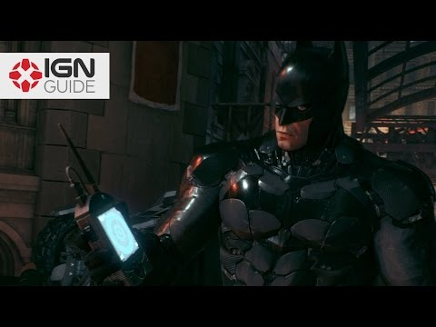 Batman: Arkham Knight - Own the Roads: Miagani Island Locations