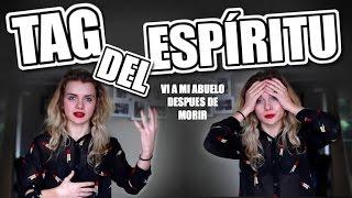 VI AL FANTASMA DE MI ABUELO (Story Time) | Marina Yers