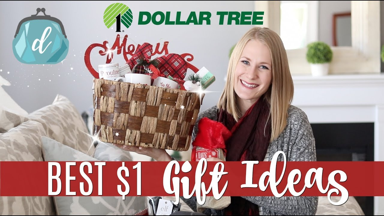 $1 DOLLAR TREE GIFT IDEAS (not tacky