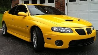 Brutal Pontiac GTO revs and accelerations. Loudest Pontiac GTO exhaust sounds