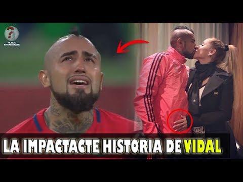 """LA IMPACTANTE HISTORIA DE """"ARTURO VIDAL"""", MIRA COMO SUPERÓ SU PASADO, ¡TE HARÁ LLORAR!"""