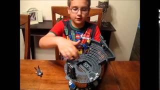 Hasbro Star Wars 2001 Carbon Freezing Chamber Playset Review