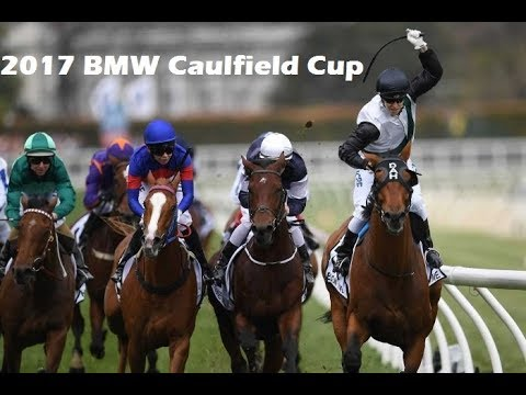 David Hayes trained Boom Time wins Caulfield Cup | 2017 BMW Caulfield Cup 🏆