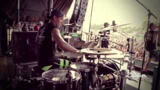 Zildjian On The Record - Ben Gordon of Parkway Drive on Atlas - Playthrough