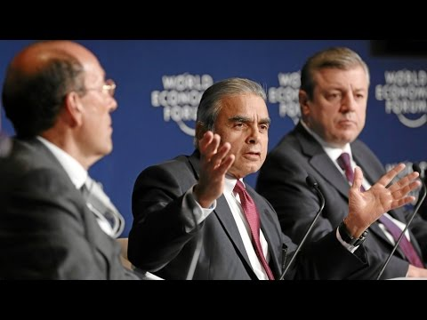 Davos 2016 - Eurasia and the Modern Silk Road