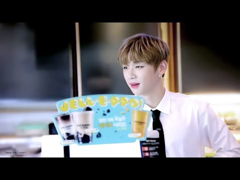 [ Wanna One ] 180823 Wanna One (워너원) 'Kute Moment' Special 1st Anniversary Thanks Cafe