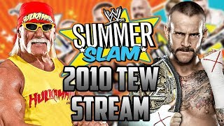 WWE 2010 Summerslam PPV (Total Extreme Wrestling) | TEW 2016