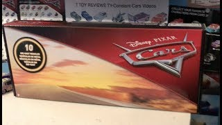 Disney Cars Diecast Haul and Package Unboxing #6