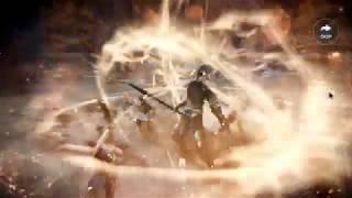 Black Desert Mobile - Обзор Лучницы! 40 уровень геймплей!