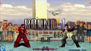 Suparc King of Fighters 2002 | Marcelod2 VS Lauyagami | 2017/02/03