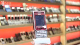 Nokia 3230 Red - review