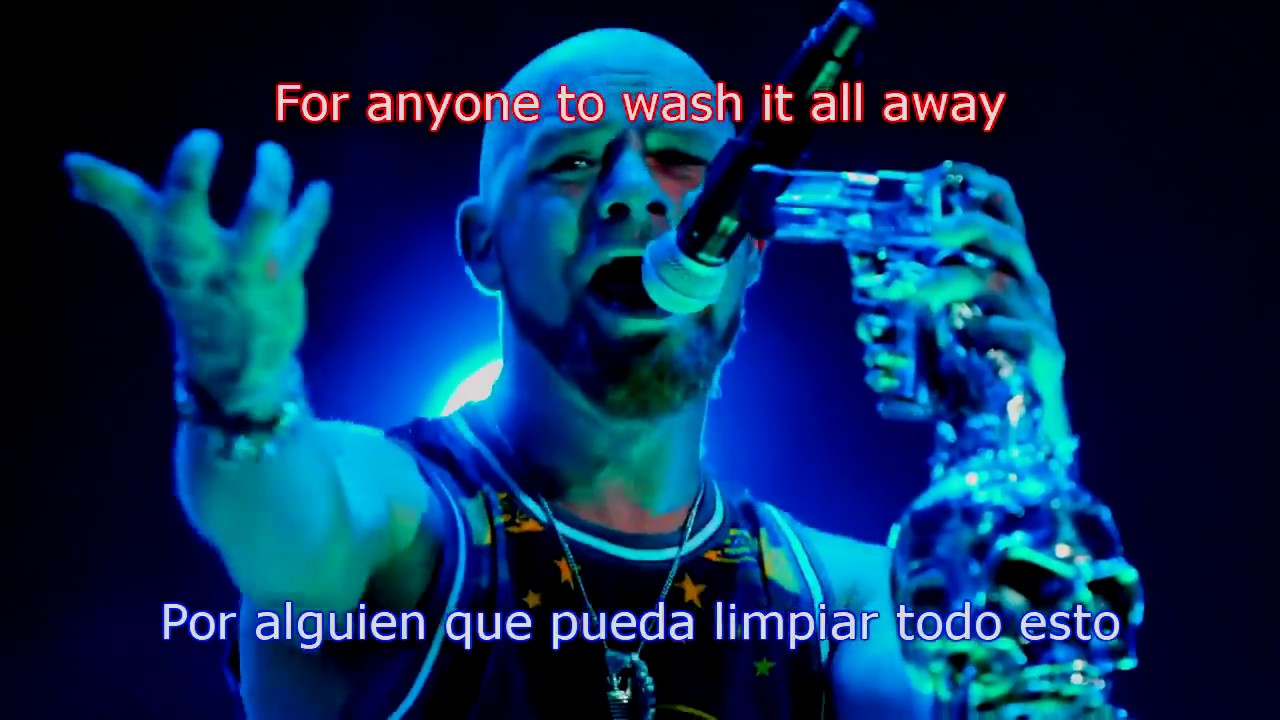 Download Five Finger Death Punch   Wash It All Away Sub Español Ingles