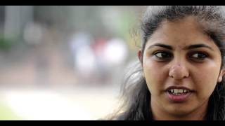The youth of India smile about their right to speech this Independence Day