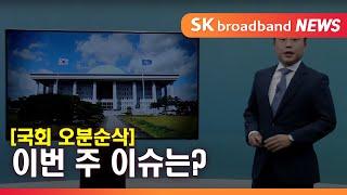 [국회 오분순삭] 9월 첫째주_SK broadband …