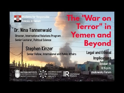 "The ""War on Terror"" in Yemen and Beyond: Legal and Ethical Implications"