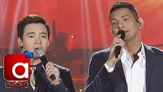"ASAP: Erik Santos sings ""Say You"