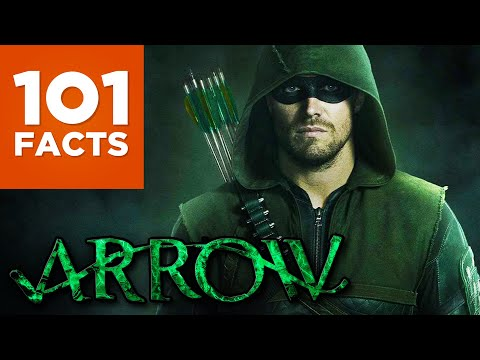 101 Facts About Arrow