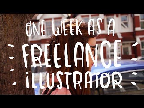 One week as a freelance illustrator ~ Frannerd