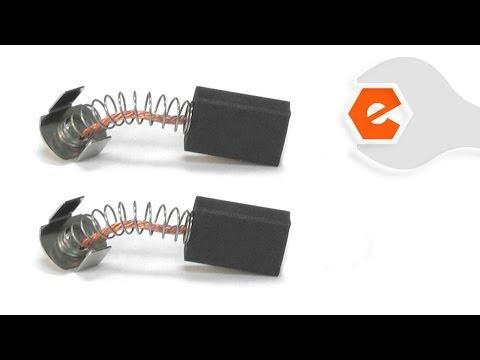 Table Saw Repair - Replacing Carbon Motor Brushes (DeWALT Part # 5140033-19)