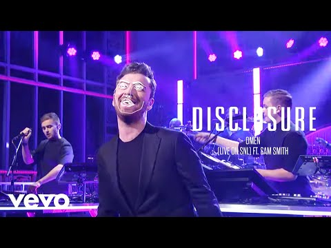 Disclosure - Omen (Live on SNL) ft. Sam Smith