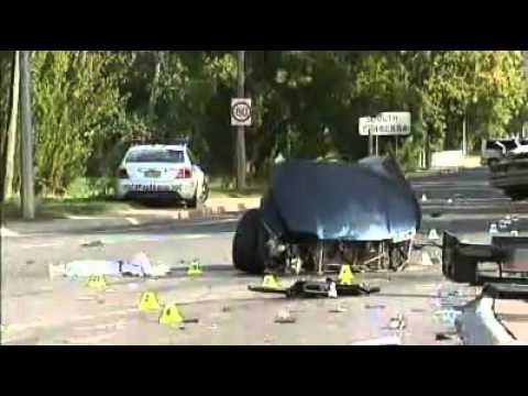 NSW Police in Canberra pursuit horror crash