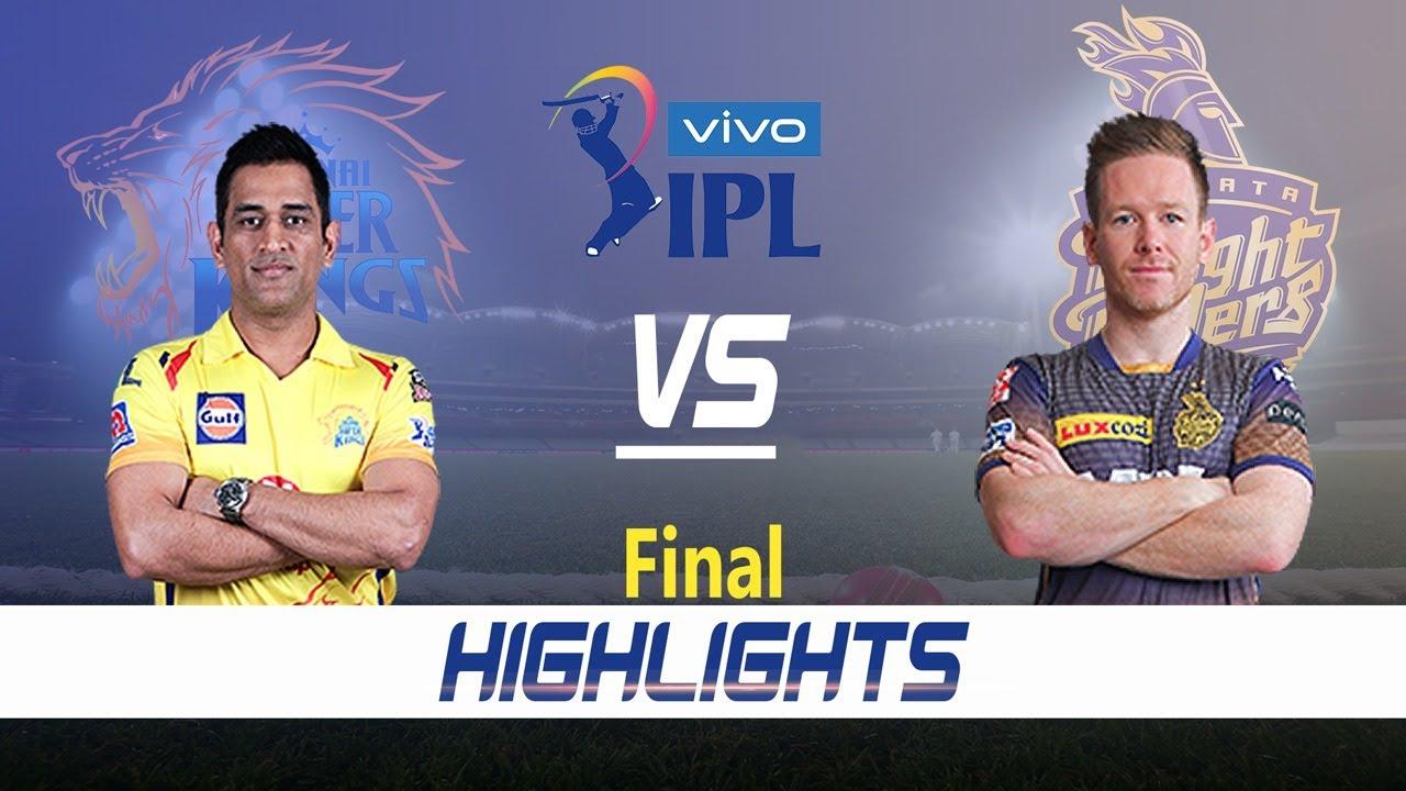 Chennai Super Kings vs Kolkata Knight Riders Highlights | Final | Indian Premier League 2021