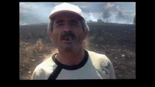 Büyükorhan'da Büyük Yangın..(Demirler Köyü Ormanı)