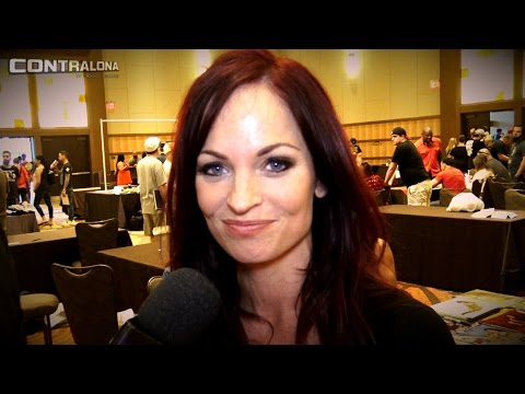 """Christy Hemme: """"When I came in through the Diva Search, I fell in love with wrestling"""""""