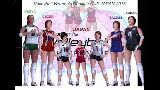 Trailer : Volleyball Women
