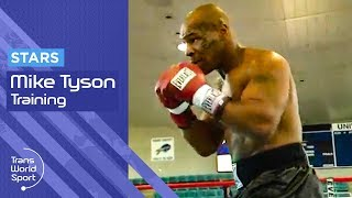 Mike Tyson Raw UNSEEN Training Footage | Trans World Sport