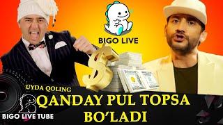 3500 $  5 SOATDA TOPGAN INSON   Jahongir Otajonov & Jahongir Poziljonov BIGO LIVE