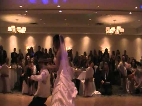 Lucas and Jacalyn's First Dance October 15, 2011.mpg
