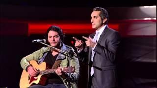فرقة كايروكي في البرنامج مع باسم يوسف