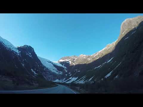 Norway travel & cold water surf session