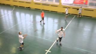 Гандбол   Кривой Рог -Киев 2 тайм (2 часть)