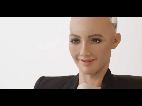 Meet Sophia: The first robot declared a citizen by Saudi Ara