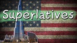 Superlatives - Superlativo - Aula Grátis de Inglês - Curso de Inglês