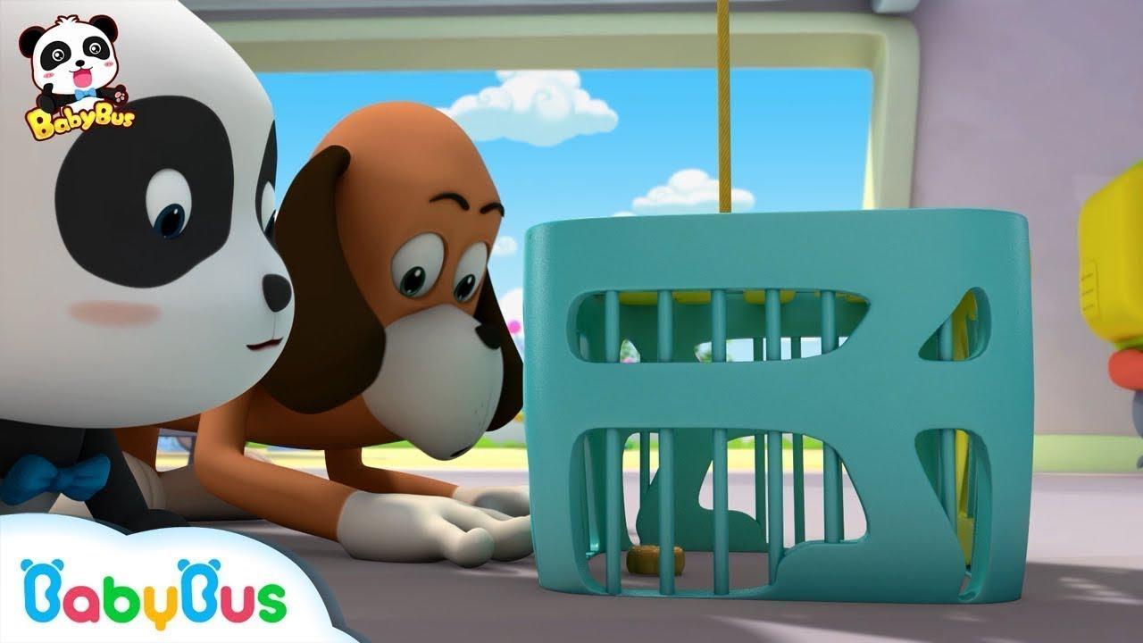 ใคร�ันที่เอาขนมไหว้พระจันทร์ไป | �าร์ตูนตอนรวม | เบบี้บัส | Kids Cartoon | BabyBus